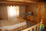 Санаторий Ключи - деревянные коттеджи, Спальная