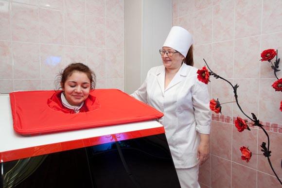 Санатории лечение миомы
