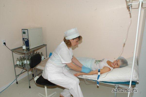 санатории по эндокринологии