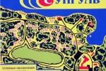 План санатория Сунгуль