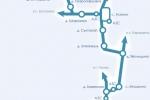 Схема проезда к санаторию - Танып